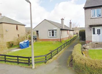 Thumbnail 1 bed bungalow for sale in 6, Park Walk, Thronhill, Dumfries DG35Nu