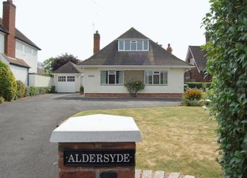 Thumbnail 4 bed detached house for sale in Shaw Lane, Albrighton, Wolverhampton