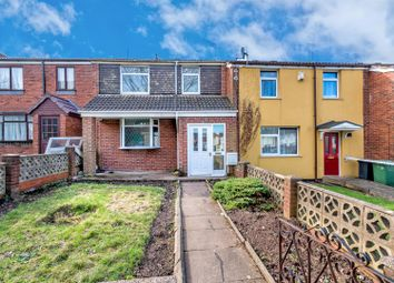 Thumbnail 3 bedroom terraced house for sale in Church Place, Bloxwich, Walsall