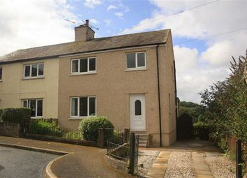 Thumbnail 3 bed semi-detached house to rent in The Hill, Brigham, Cockermouth