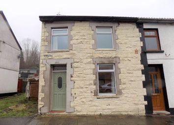 Thumbnail 3 bed property to rent in Blaen-Y-Cwm Terrace, Treherbert, Treorchy, Rhondda, Cynon, Taff.