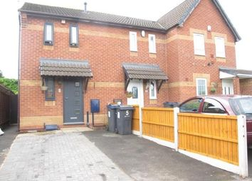 Thumbnail 1 bedroom end terrace house for sale in Old Scott Close, Birmingham, West Midlands