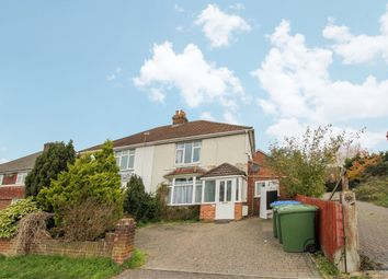 Thumbnail 5 bed semi-detached house for sale in Crabwood Road, Maybush, Southampton