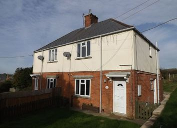 Thumbnail 3 bed semi-detached house for sale in Cucklington, Wincanton
