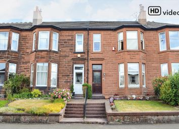 Thumbnail 3 bed terraced house for sale in Lochlea Road, Glasgow