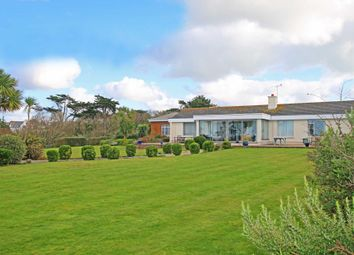 Thumbnail 4 bed detached bungalow for sale in Petit Port Close, La Route Du Petit Port, St. Brelade, Jersey
