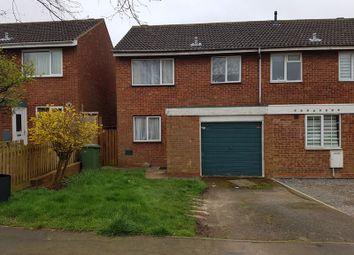 3 bed semi-detached house for sale in Westhill, Stantonbury, Milton Keynes MK14