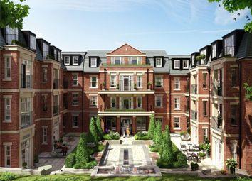 Quinton Court, 98 - 104 London Road, Sevenoaks, Kent TN13. 2 bed flat for sale