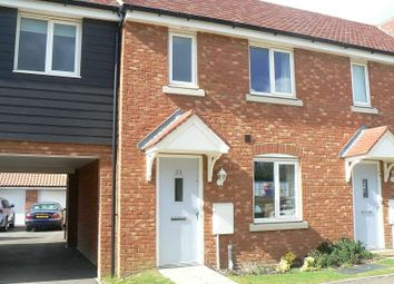 Thumbnail 3 bed semi-detached house to rent in Jasmine Walk, Round House Park, Cringleford