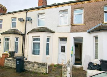 Thumbnail 3 bed terraced house to rent in Pembroke Road, Cardiff, South Glamorgan