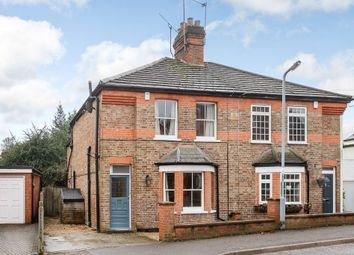 Thumbnail 3 bedroom semi-detached house to rent in Rise Road, Sunningdale, Berkshire