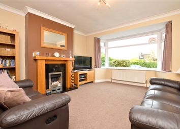 Thumbnail 3 bed semi-detached house for sale in Springbank Road, Farsley, Pudsey, West Yorkshire