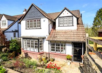 Thumbnail 3 bed detached house for sale in Longdene Road, Haslemere, Surrey