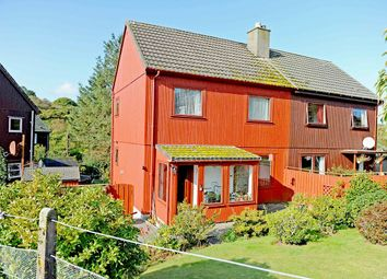 Thumbnail 3 bed semi-detached house for sale in Rockfield Road, Tobermory, Isle Of Mull