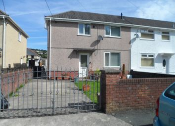 Thumbnail 3 bedroom property to rent in Min Yr Afon, Ystalyfera, Swansea