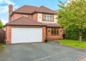 Thumbnail 4 bed detached house for sale in Roworth Close, Walton-Le-Dale, Preston, Lancashire