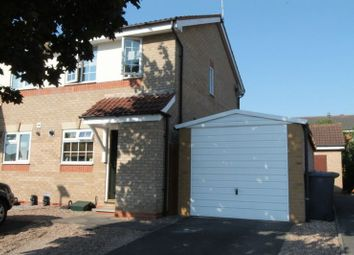 Thumbnail 2 bed semi-detached house for sale in Cheney Road, Leicester