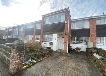 Thumbnail 4 bed terraced house for sale in Shrubbery Close, Barnstaple