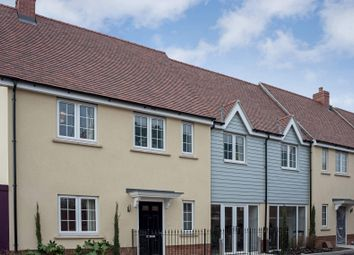 Thumbnail 3 bed end terrace house for sale in Showhome At Berryfields, Chapel Road, Tiptree, Colchester, Essex