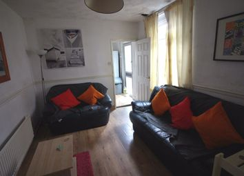 4 bed terraced house to rent in Angus Street, Roath, Cardiff. CF24