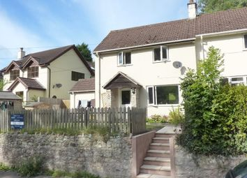 Thumbnail 2 bedroom end terrace house for sale in Coombe Orchard, Axmouth, Seaton
