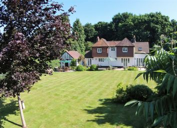 Thumbnail 4 bed detached house for sale in Bonsey Lane, Woking
