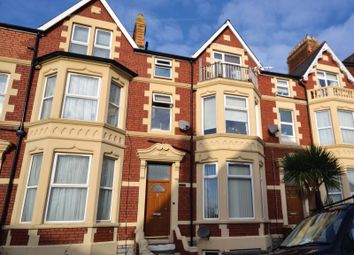 Thumbnail 2 bedroom flat for sale in 100 Kingsland Crescent, Barry, South Glamorgan