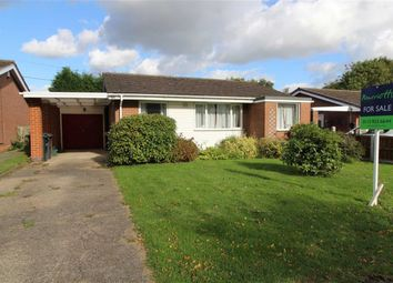 Thumbnail 3 bed detached bungalow for sale in Broadfields, Calverton, Nottingham