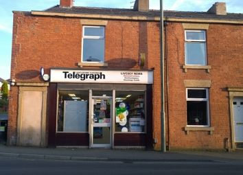 Thumbnail Retail premises for sale in Blackburn, Lancashire