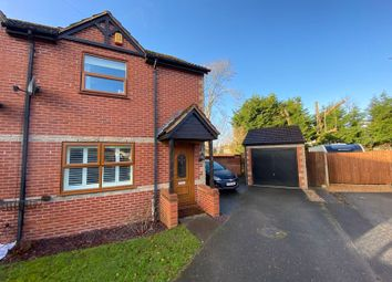 3 bed semi-detached house for sale in Micklebring Close, Ripley DE5