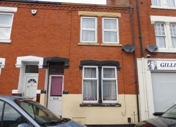 Thumbnail 3 bed terraced house for sale in Stanhope Road, Queens Park, Northampton