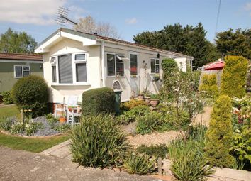 Thumbnail 1 bedroom mobile/park home for sale in Conifer Walk, Willows Riverside Park, Windsor