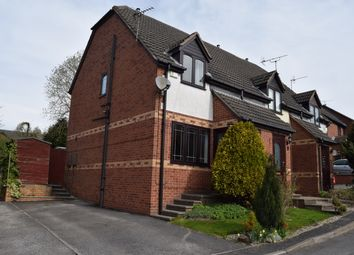 Thumbnail 2 bed semi-detached house to rent in Birchen Holme, South Normanton, Alfreton