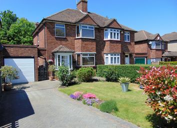 Thumbnail 3 bed semi-detached house for sale in Selsdon Park Road, South Croydon, Surrey