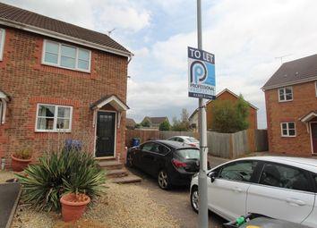 2 bed town house to rent in Primrose Drive, Branston, Burton On Trent DE14