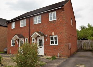 Thumbnail 2 bed property to rent in Reedmace Road, Bicester