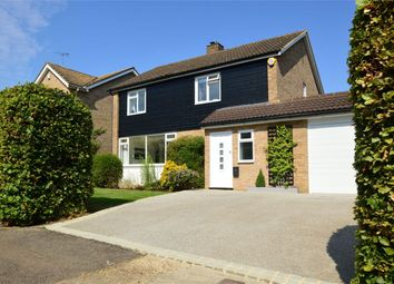 Thumbnail 4 bed detached house for sale in Stag Green Avenue, Hatfield, Hertfordshire