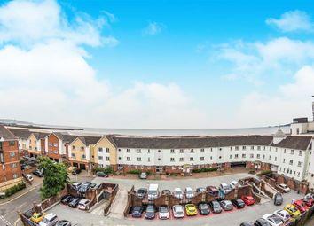 Thumbnail 3 bed flat to rent in Meridian Wharf, Trawler Road, Maritime Quarter, Swansea