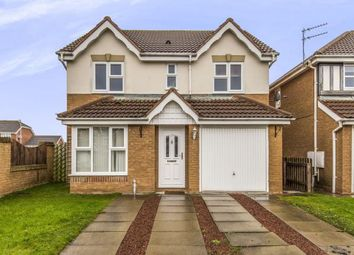 Thumbnail 4 bed detached house for sale in Diligence Way, Eaglescliffe, Stockton-On-Tees