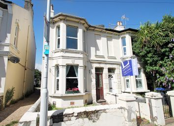 Thumbnail 3 bedroom end terrace house for sale in Tarring Road, Broadwater, Worthing