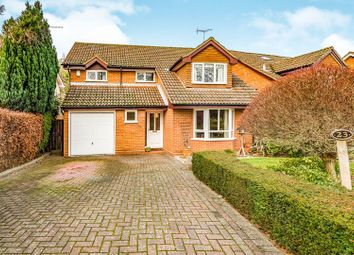 Thumbnail 4 bed detached house for sale in Mead Hatchgate, Hook