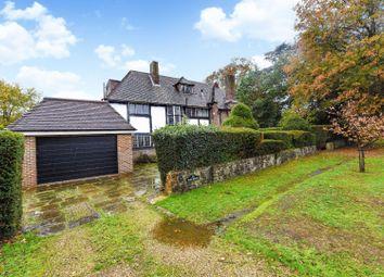 Thumbnail 6 bed detached house to rent in Weybridge Park, Weybridge