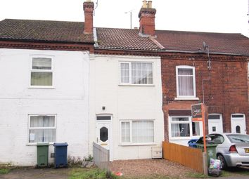 Thumbnail 2 bed terraced house for sale in Skirbeck Road, Boston