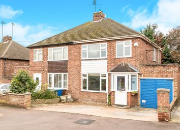 Thumbnail 3 bed semi-detached house for sale in Hillview Crescent, Banbury