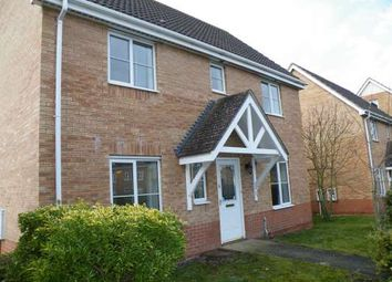 Thumbnail 4 bed detached house to rent in Foster Road, Woodston, Peterborough