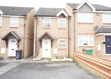 Thumbnail 2 bed semi-detached house to rent in Austen Road, Erith, Kent