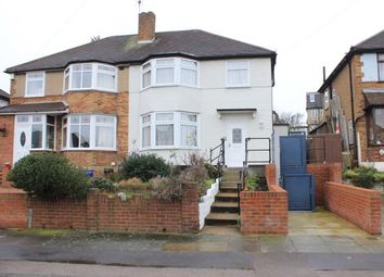 Thumbnail 3 bed semi-detached house for sale in Ripon Gardens, Cranbrook, Ilford