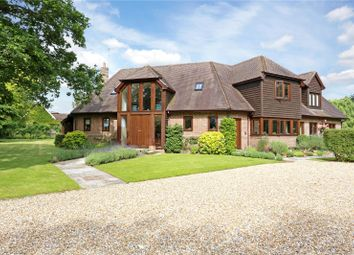 Thumbnail Detached house for sale in Devils Highway, Riseley, Reading, Berkshire