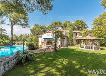 Thumbnail 7 bed detached house for sale in Mougins, Provence-Alpes-Cote Dazur, France