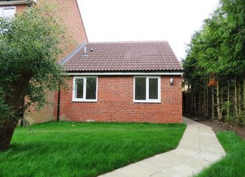 Thumbnail 2 bedroom terraced bungalow to rent in Ouse Road, St. Ives, Huntingdon